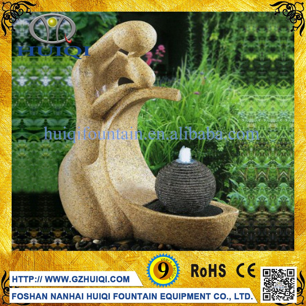 Waterfall Ball Fountain, Waterfall Ball Fountain Suppliers and ...