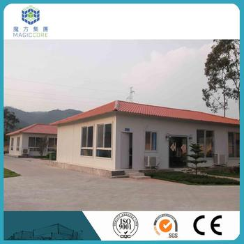 Prefabricated Houses Well Designed Pre Built Homes For Temporary Camp