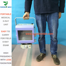 YSX040-A easy to install and operate good quality imaging 70mA portable x-ray radiography