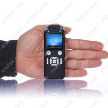 Registrare conversazioni telefoniche 8 GB <span class=keywords><strong>USB</strong></span> Digital portable Voice Recorder MP3 Lettore musicale <span class=keywords><strong>USB</strong></span> 2.0 Ad Alta Velocità audio recorder K-993