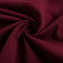 Hot selling 95% cotton 5% spandex knitted cotton textile fabric jersey fabric
