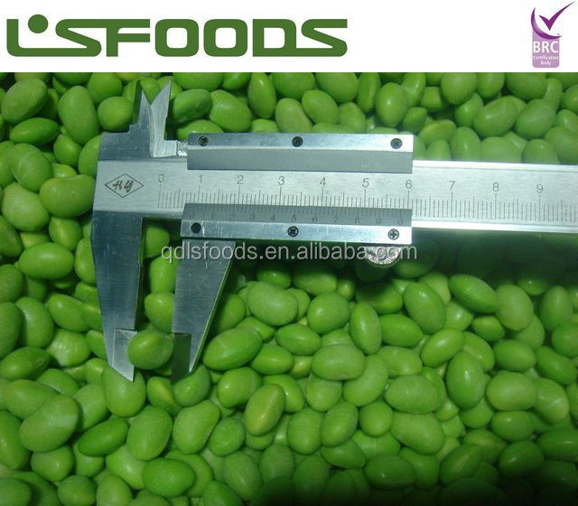 IQF Frozen Edamame Bean/Young green soy beans for sale