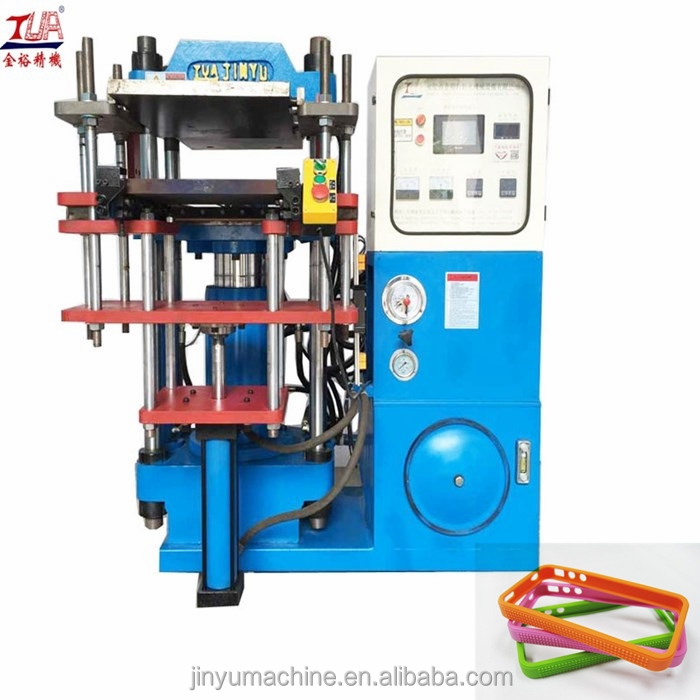 single head hydraulic machine of mobile phone shell
