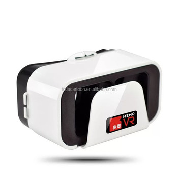 b3d2c741e41b 2nd Generation Adjustable Focus VR Box 3D Virtual Reality Glasses 3d vr  games case with