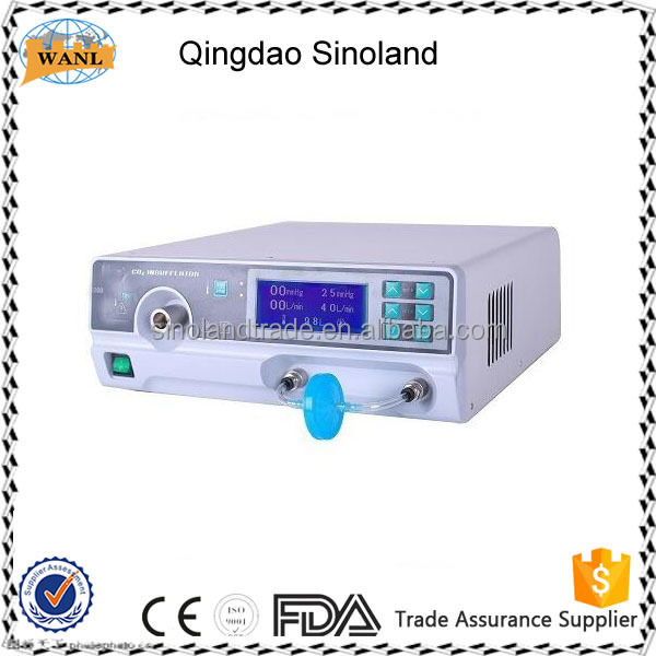 CE FDA certificate New type laparoscopic CO2 Insufflator