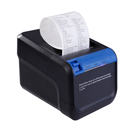 3inch wifi Linux and Mac OS 50mm highest speed direct thermal receipt printer