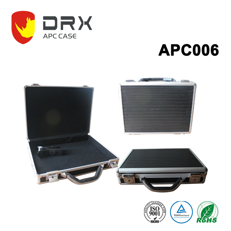 Aluminum Material and Case Type small aluminum tool case
