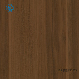 Wood Texture 3D Effect Furniture Laminating Film