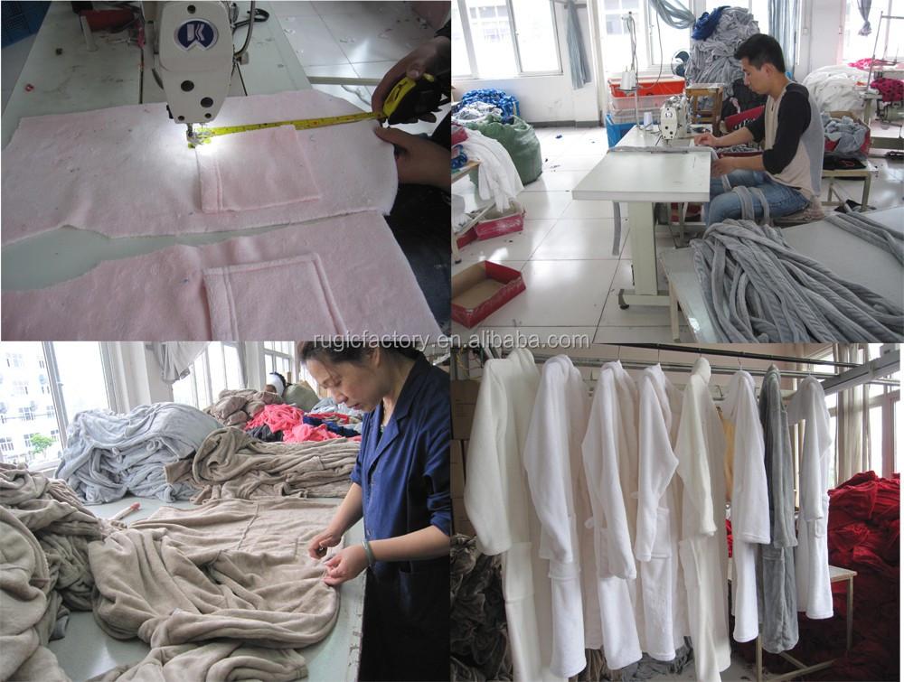 Ladies Shawl Collar Bath Robe House Coat Nightwear S m  l xl - Buy ... 176469775