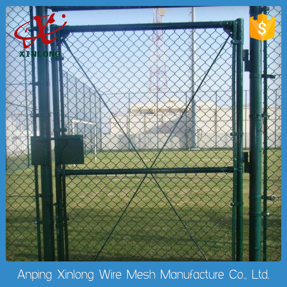 court chain link fence netting/fence for volleyball court (manufacture)