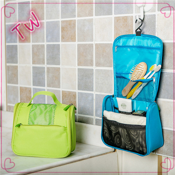 Special Purpose Bags & Cases wholesale luxury fashion ladies popular small colorful Oxford cloth cosmetic bag promotional