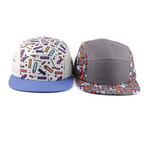 cf5a853dad9a9 Custom Five Panel Hats