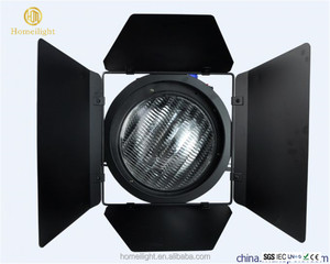 DMX512 LED 100W COB Stage Lighting Warm White Light