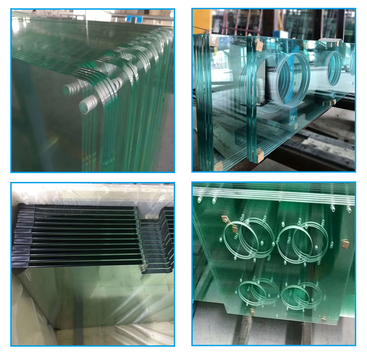 10mm tempered glass for building glass