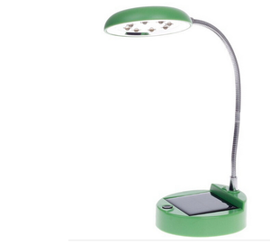Solar Powered LED Reading Desk Lamp