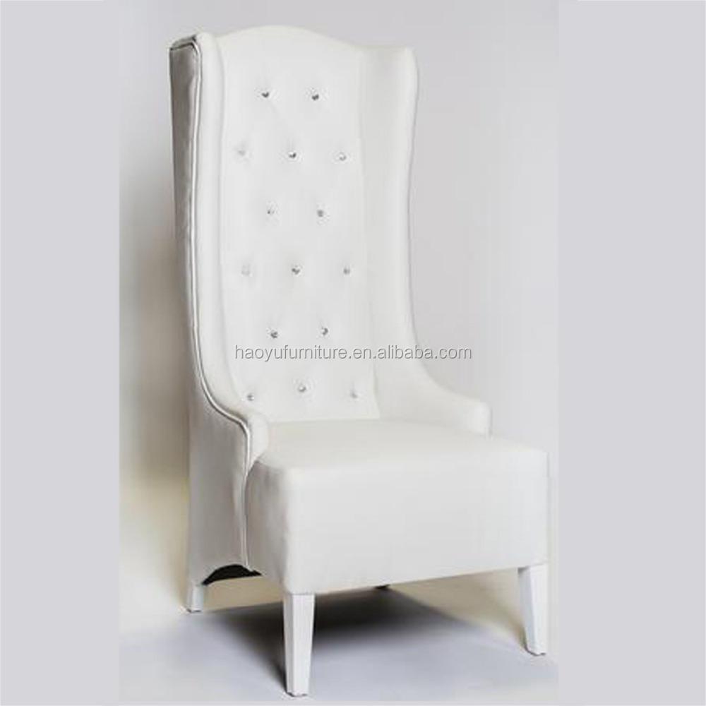 WF42 high back single sofa high wing back sofa, View high back single sofa,  Foshan Shunde Hao Yu Product Details from Foshan Shunde Hao Yu Furniture ...