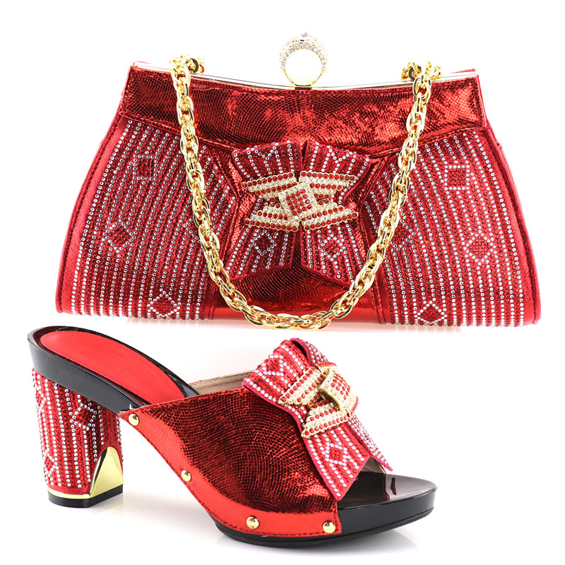 set shoes women match italian to bags and Hot selling wFnX1xPqFB