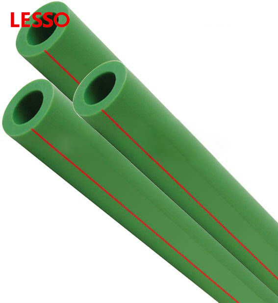 LESSO Corrosion resistance Green PPR Water Supply pipe