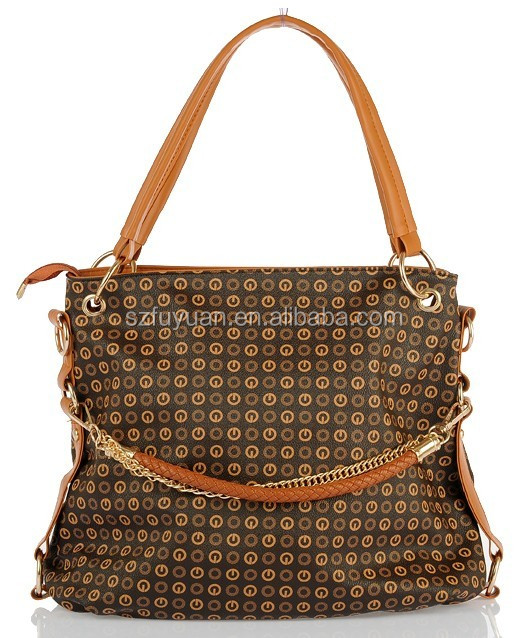 Professional supply fashion handbag brands, handbag wholesale turkey