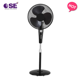 16 Inch Good Quality 1 hour timer Stand Fan