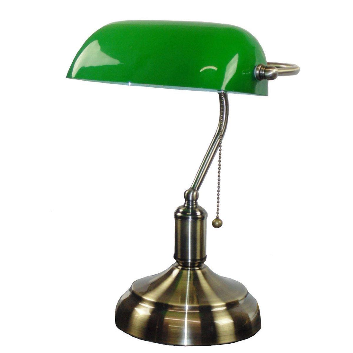 Get Quotations · JT Lighting 3101 Bankers Desk Lamp Green Glass Shade  Antique Design44; Gold - Madison Bronze - Cheap Antique Bankers Desk Lamp, Find Antique Bankers Desk Lamp