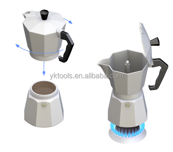 3 Cup Coffee Maker - Buy Delonghi Espresso,Aeropress Coffee Maker,Coloured Aluminum Coffee Maker ...