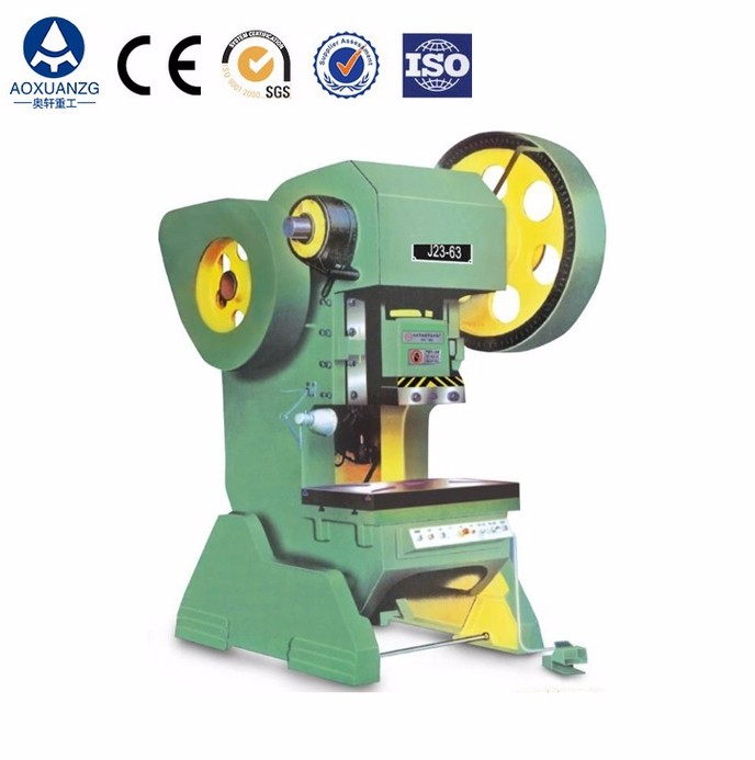 single crank stamping automatic hydraulic power press