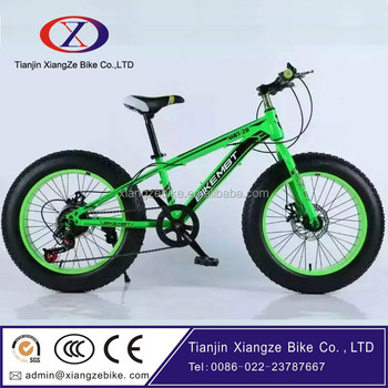 20 Inch Children Fat Tire Bike 3 0 Tyre Kids Fat Bicycle Beach