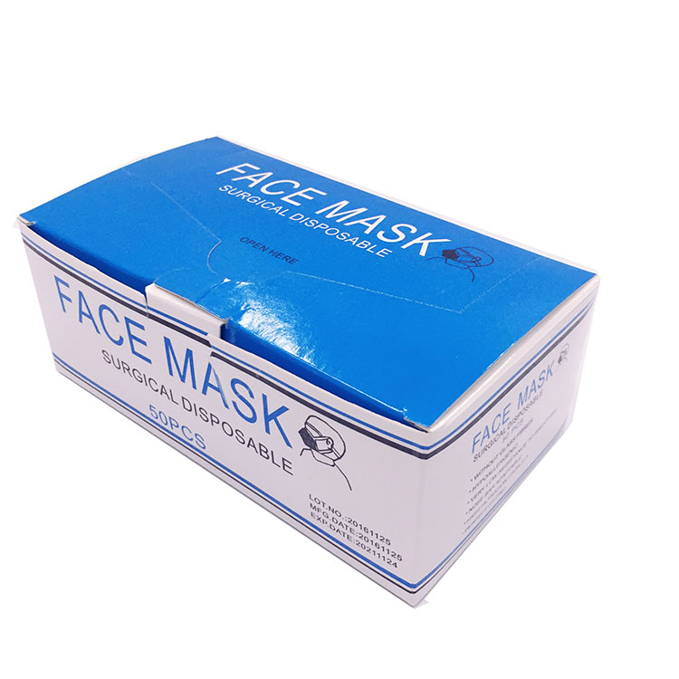 Promotion Custom surgical face mask  Surgical Face Mask disposable Non-Woven Medical mask
