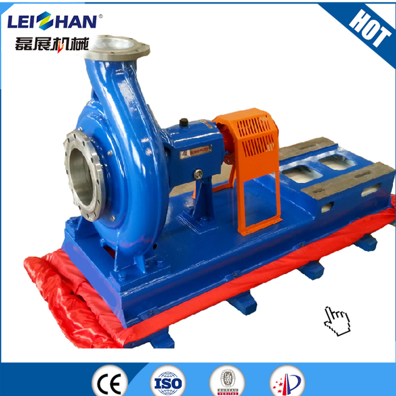 Paper product making process use water pumping machine