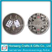 Custom Military Poker Coins