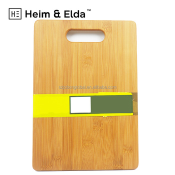 Modern Cheap 3 Piece Chopper Boards Set Private Label Clear Food Kitchen Fish Butcher Block Bamboo Chopping Cutting Board
