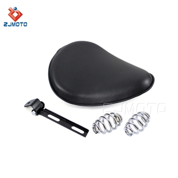 Motorcycle Seat Mount Kit Barrel Springs For Harley Honda Yamaha Kawasaki  Suzuki Sportster Bobber Chopper Custom Application - Buy Motorcycle Seat