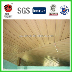 new PVC ceiling sheet for decorate the ceiling and wall