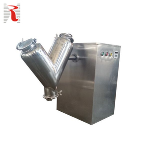 VH-5 Pharma Drum Rotation Dry Medicine Powder Mixer