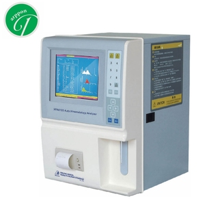 Fully automatic hematology analyzer with 19 parameters for CBC testing