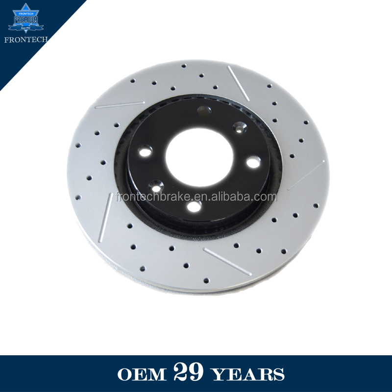 premium quality Chinese brake dis 270736 For VOLVO