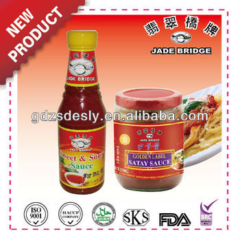 Best China 230g Satay sauce & Sweet Sour Sauce