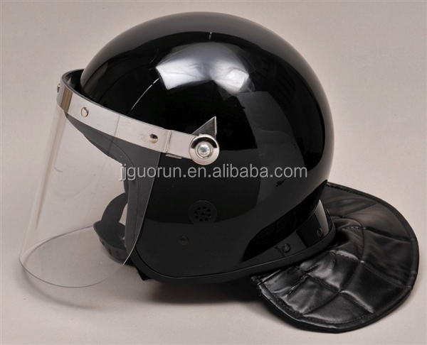 PC Antiriot Helmet