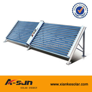 Unpressurized Pipe Insulation Flexible Solar Hot Water
