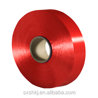 100% polyester POY yarn 250/48 china supplier