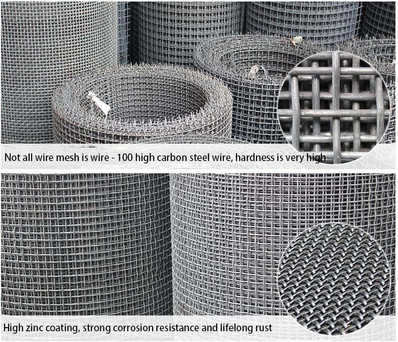 Galvanized Chicken Wire Mesh/dog Cage Screen/rolls - Buy Lowes ...