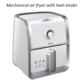 air fryer for home use with overheat protection CB