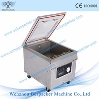 DZ-350 nitrogen gas-flushing food cheese saver vacuum packing machine