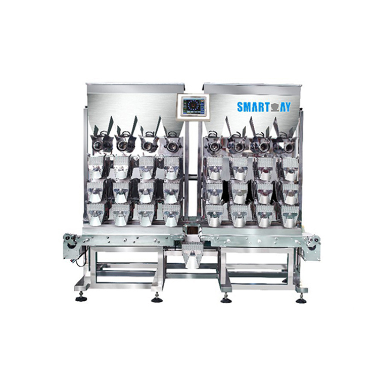 Smart Weigh vertical sugar packaging machine price factory for food weighing-6