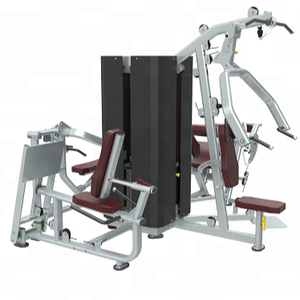 2018 New machine/4 stacks multi-functions machines /Fitness equipment /High Quality Commercial gym equipment