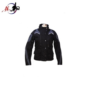 Custom All Weather Armored Textile Cordura Motorcycle Jacket