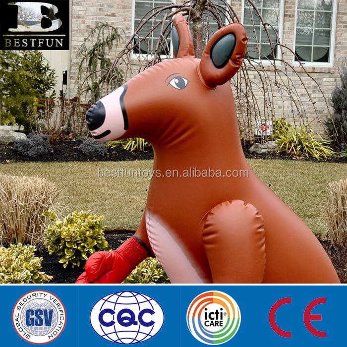 Lifelike Realistic Giant Inflatable Giraffe 6 Ft