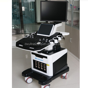 DW-T5 double screen economical 4d full digital color doppler ultrasound machine