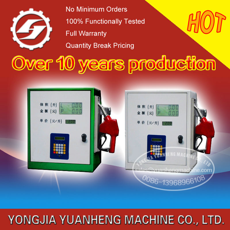 2 Nozzles Fuel Dispenser(fuel Station Dispenser) With 220v Or 380v ...